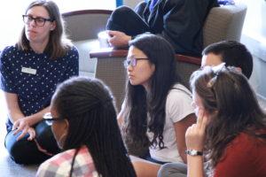 student facilitators